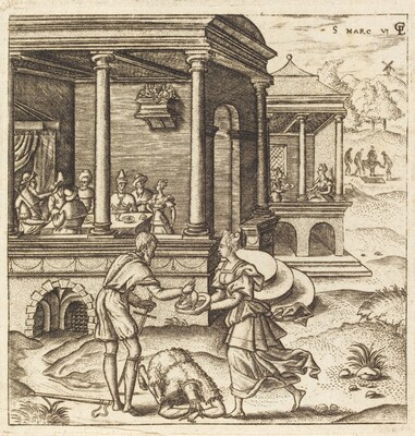 John the Baptist Beheaded