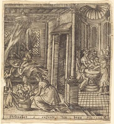 The Birth of John the Baptist