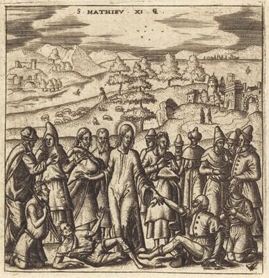 Christ Healing the Sick