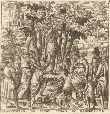 The Preaching of John the Baptist in the Wilderness