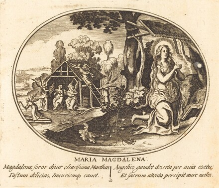 The Penitence of Mary Magdalen
