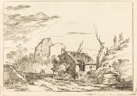 Hovel at the Bridge