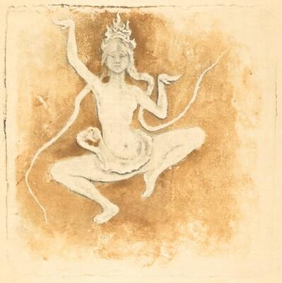 Danseuse Cobodgienne (Cambodian Dancer)