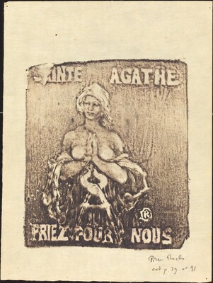 Saint Agathe (Saint Agatha)