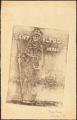 Saint Iltud