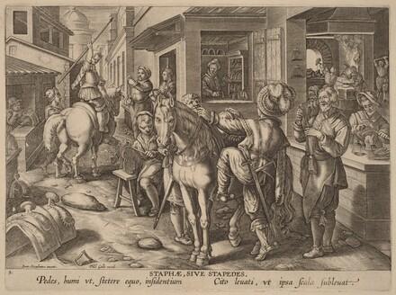 Equestrian Harnesses: pl.9