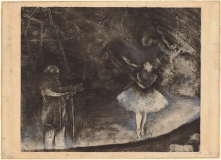 The Ballet Master (Le maitre de ballet)