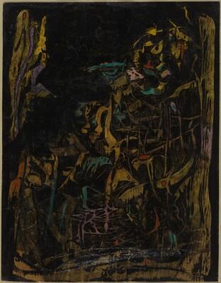 Composition II, Dark