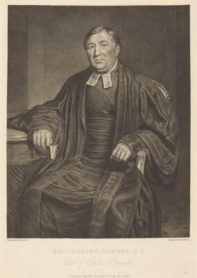 Reverend Robert Hawker, D.D.