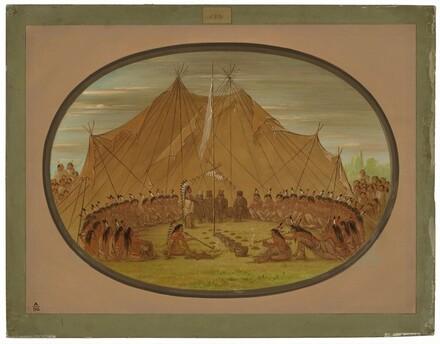 A Dog Feast - Sioux
