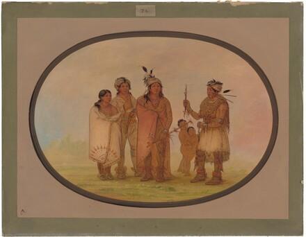 Shawano Indians