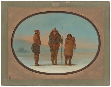 Three Esquimaux