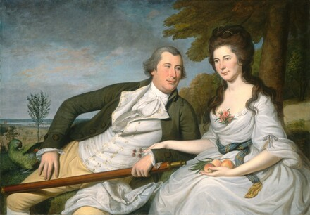 Benjamin and Eleanor Ridgely Laming