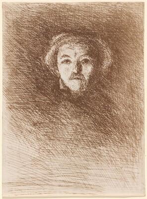 Self-Portrait (Corot par lui-meme)