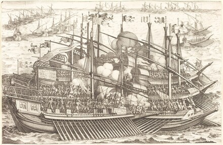 The First Naval Battle