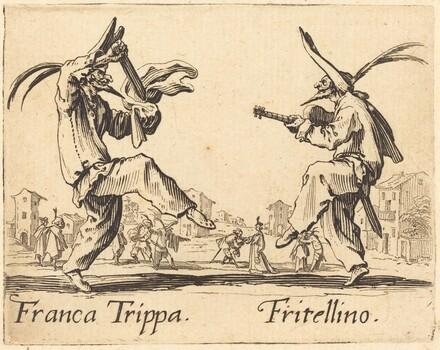 Franca Trippa and Fritellino