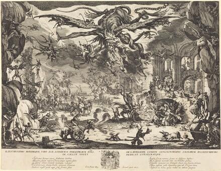 The Temptation of Saint Anthony [second version]