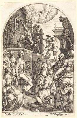 Martyrdom of Saint Peter