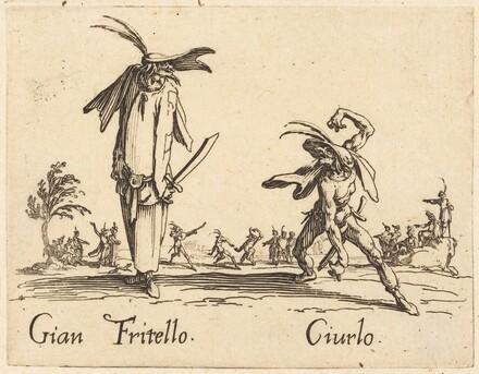 Gian Fritello and Ciurlo