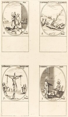 St. Castorius; St. Carpophorus & The Four Crowned Martyrs; Commemoration of the Image