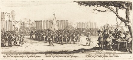 Recruitment of Troops
