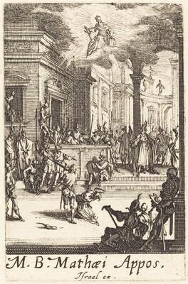 The Martyrdom of Saint Matthew