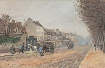 Boulevard Heloise, Argenteuil