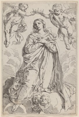 The Coronation of the Virgin