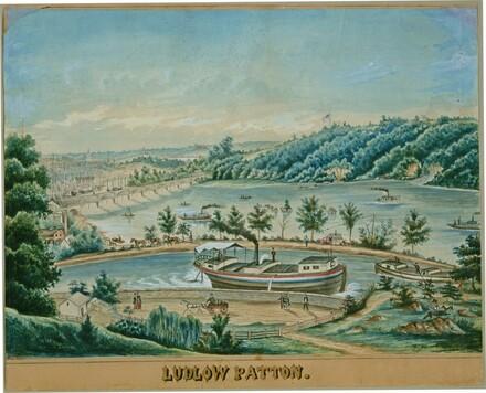 The Ludlow Patton