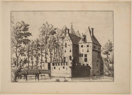 Castle with Lift-Bridge
