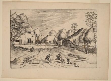 The Swann's Inn with Farms