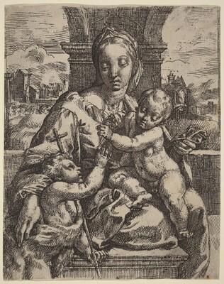Madonna Aldobrandini