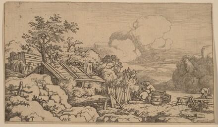 Carpenter's Hut