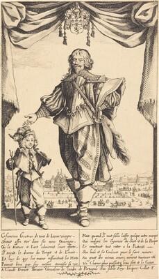 Claude Deruet and his Son, Jean
