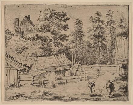 Three Cottages