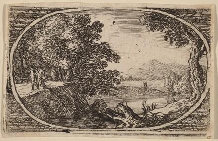 The Stump near the River