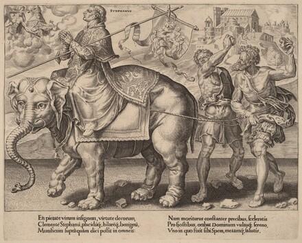 The Triumph of Saint Stephen