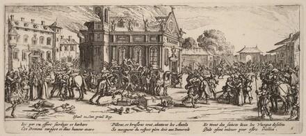 Destruction of a Convent