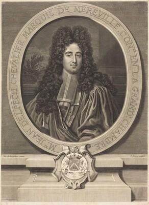 Jean Delpach, Marquis de Mereville