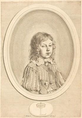Louis XIV as a Boy