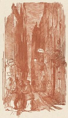 Rue Saint-Severin