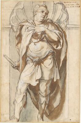 The Emperor Aulus Vitellius