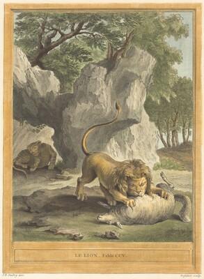 Le lion (The Lion)