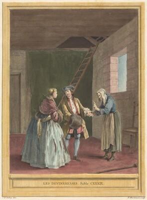 Les devineresses (The Fortune-Tellers)