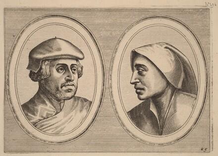 Oprechte Lammert and Deughdighe Geertruyd
