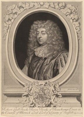 Robert Greville, Lord Brooke