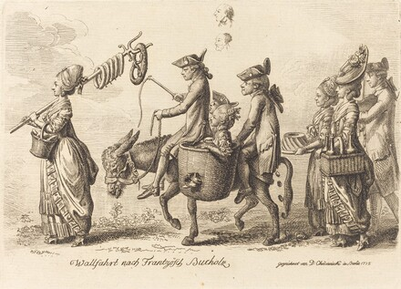 Pilgrimage to French Bucholz