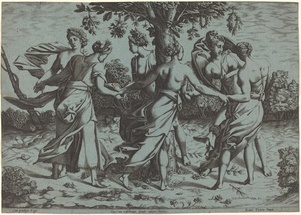 Dance of the Dryades