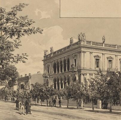 House of Heinrich Schliemann