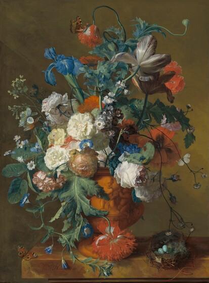 Flowers in an Urn